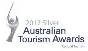 Australian Tourism Award Silver Cultural Tourism