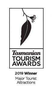 Tasmanian Winner Major Tourist Attraction 2019